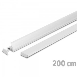 SLIM poster strips 200 cm - poster strips banner advertising strips On the Caliper Express Clip